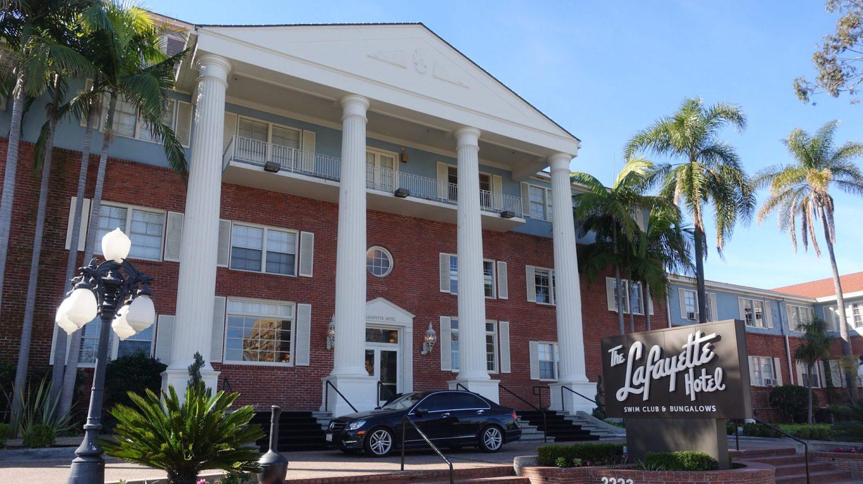 Hotel #17「Lafayette Hotel」