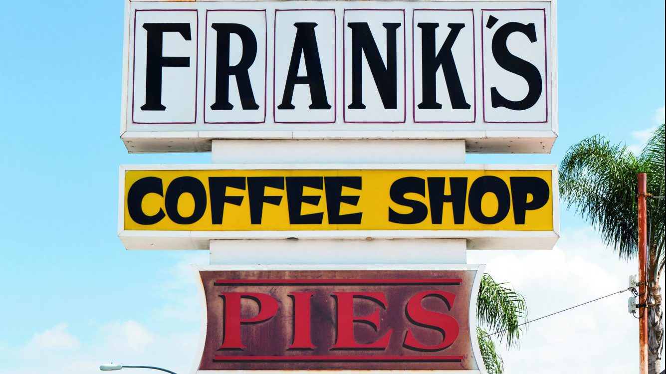 DINER #3「Frank's Coffee Shop &Restaurant」