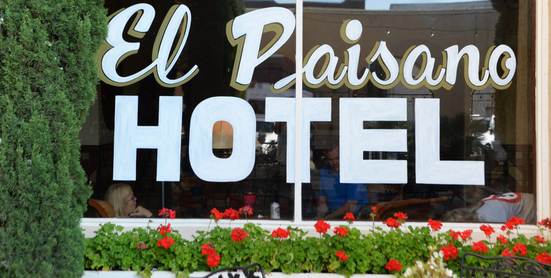 HOTEL #3 「Hotel Paisano」