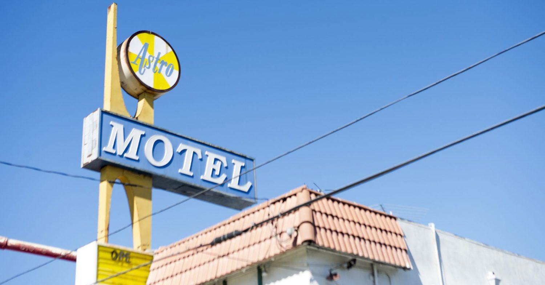 HOTEL #6 「MOTEL」