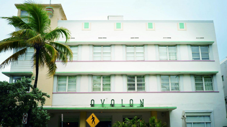 Hotel #16「Avalon」