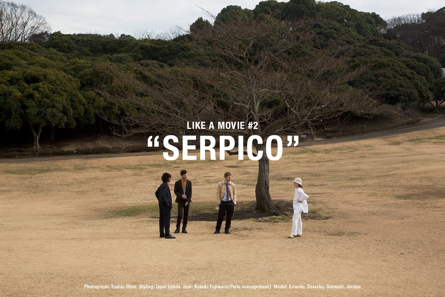 """SERPICO"" – LIKE A MOVIE #2"
