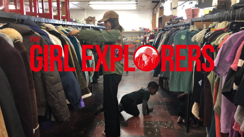 THE GIRL EXPLORERS vol.01 -Meg-