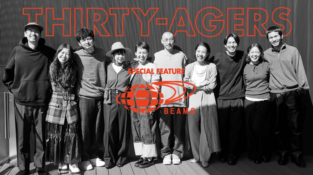 THIRTY-AGERS X BEAMS / WOKERS VOICE