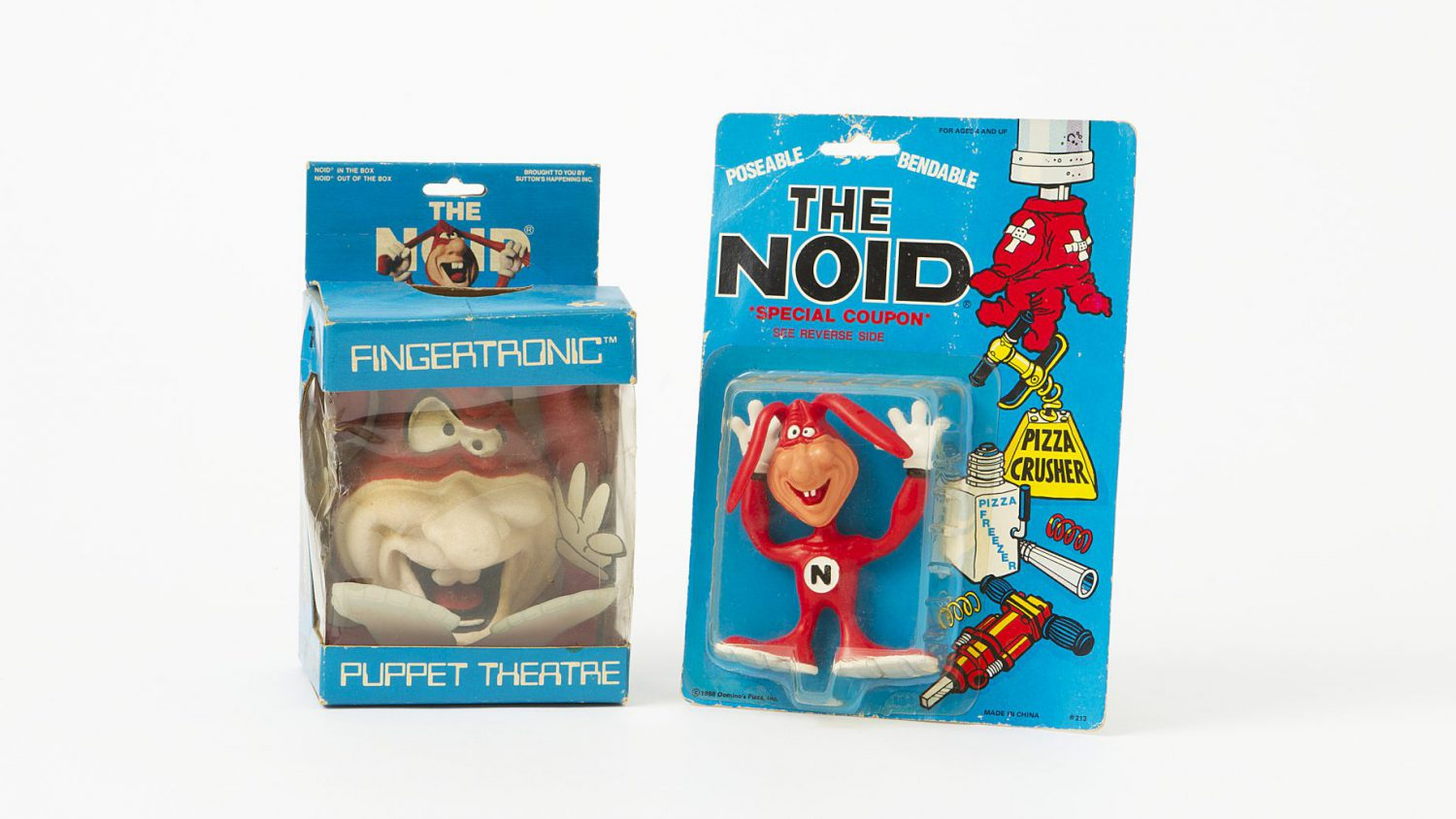 Character Collector #3 Noid