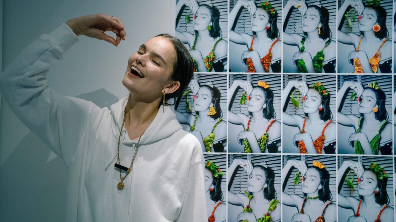 作品展「Food On A Model」at CGG<br>をレポート!</br>