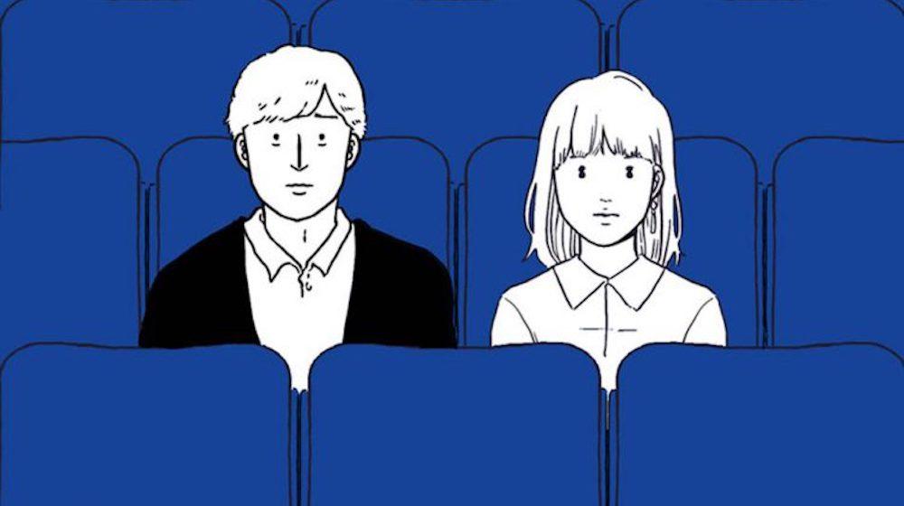 「サウナのあるところ」を語る男と女
