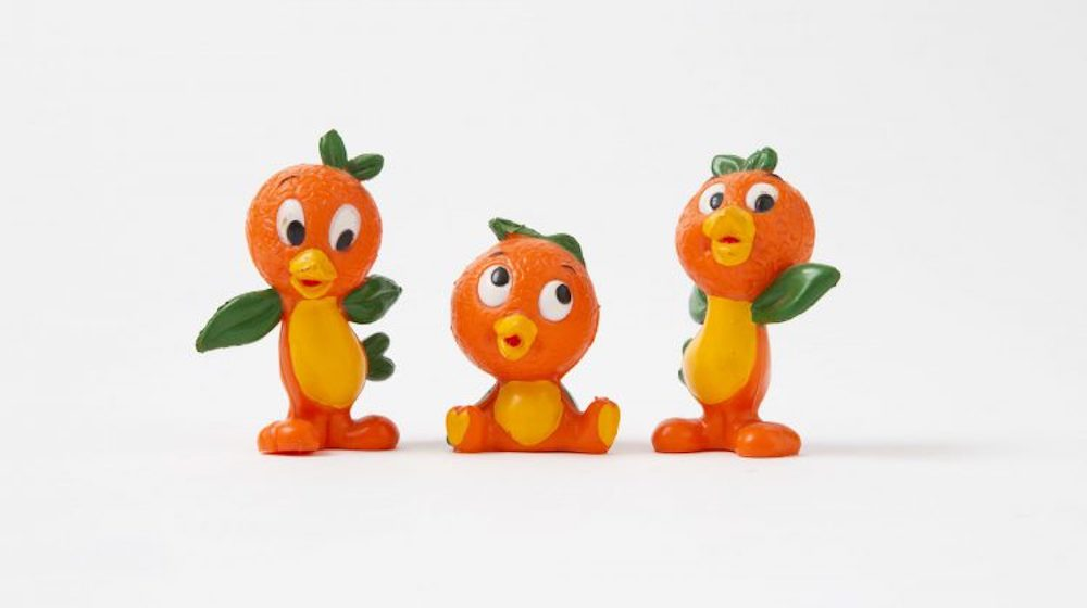 Tommy & Orange Bird