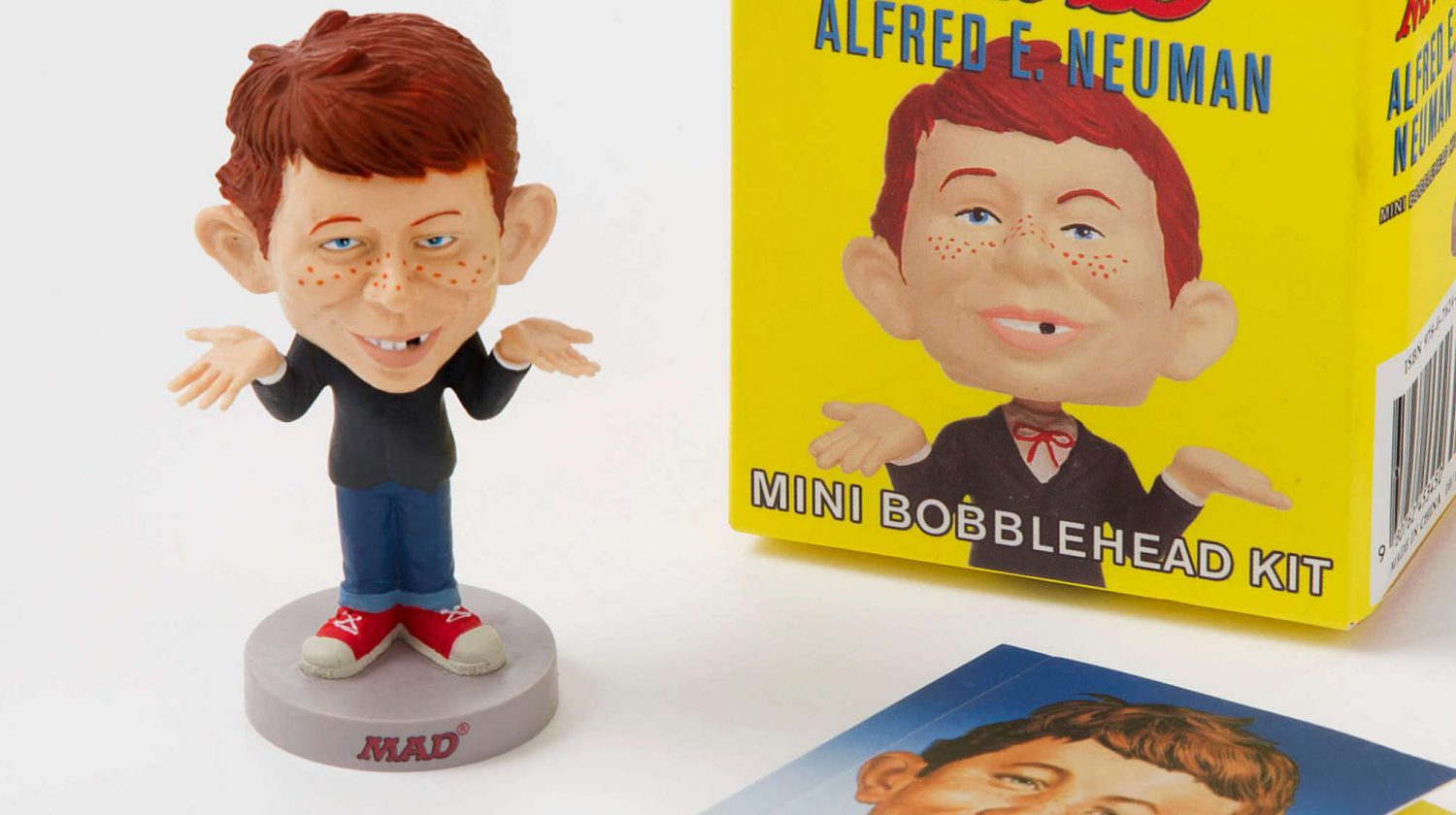 Character Collector #8  MAD MAGAZINE