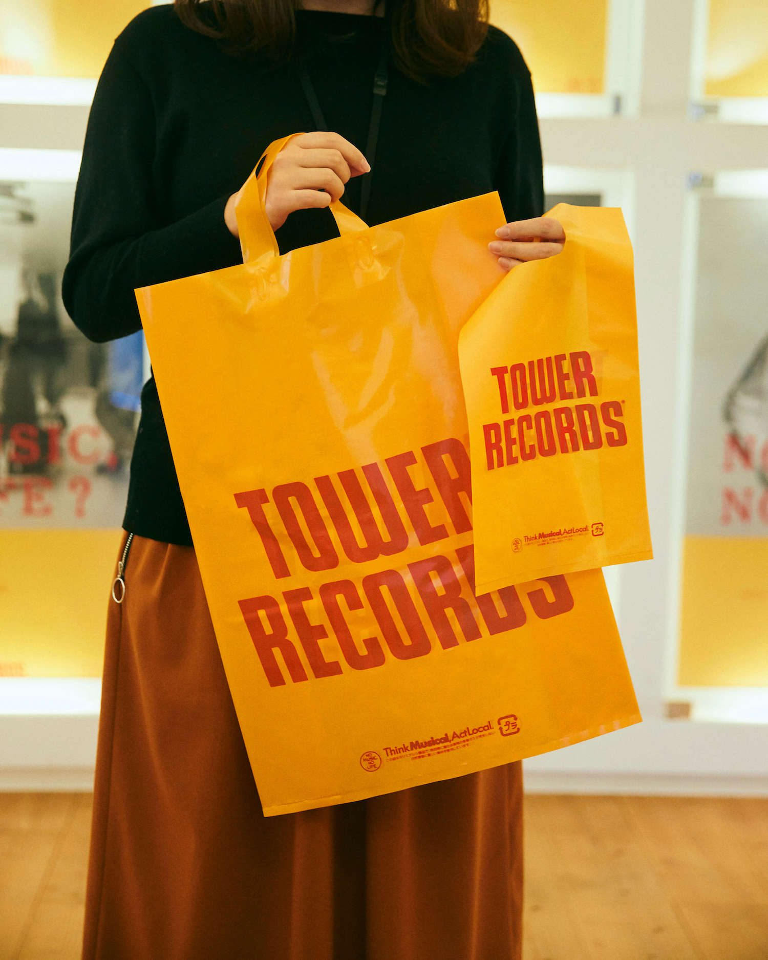 THIRTY-AGERS <br />×<br /> TOWER RECORDS