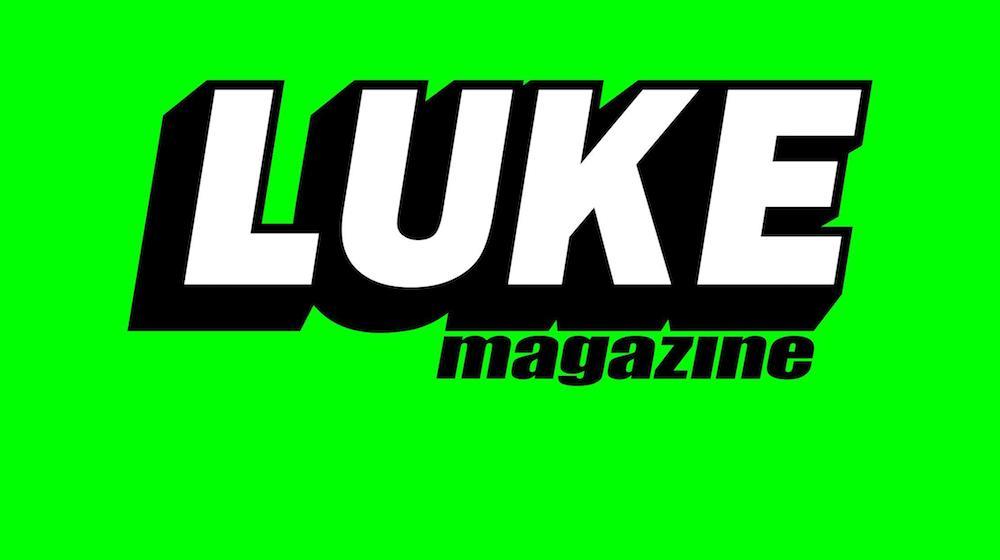 LUKE magazine再始動!