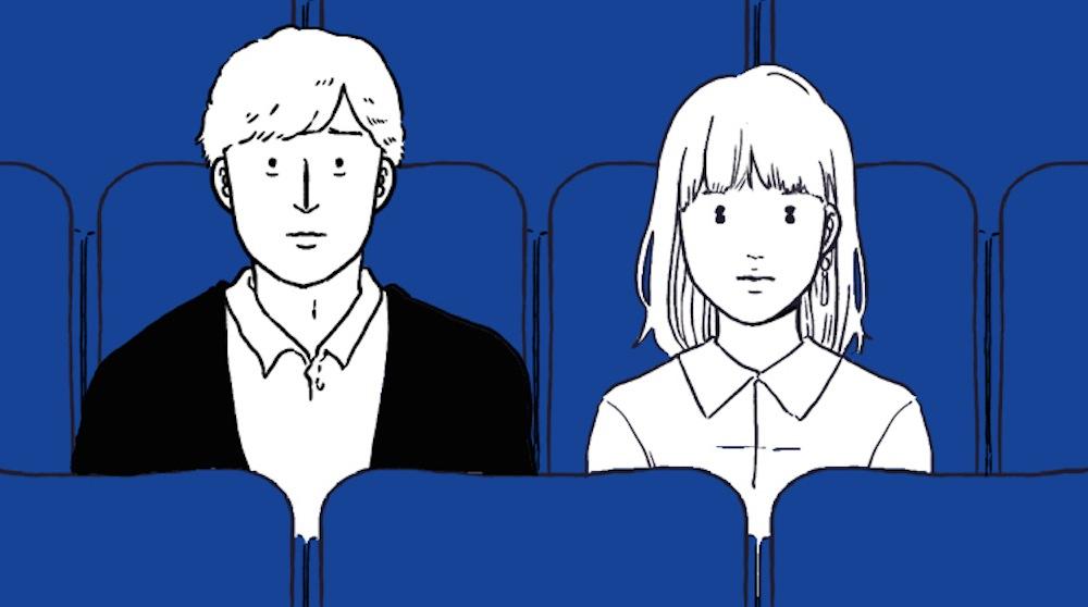「WAVES」を語る男と女