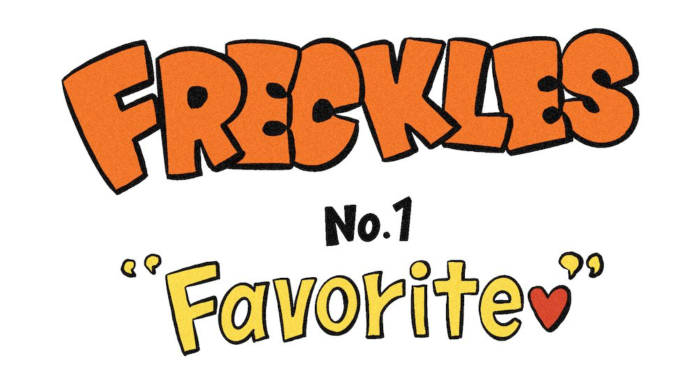 FRECKLES #1
