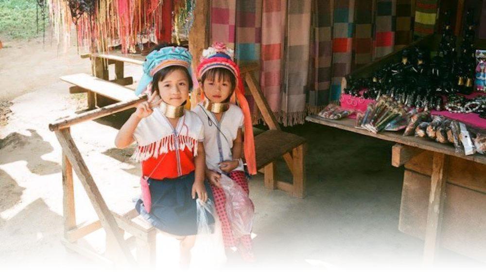 Thailand / Mae Hong Son 後編