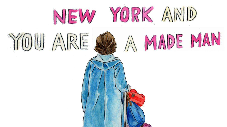 10年ぶりのニューヨーク