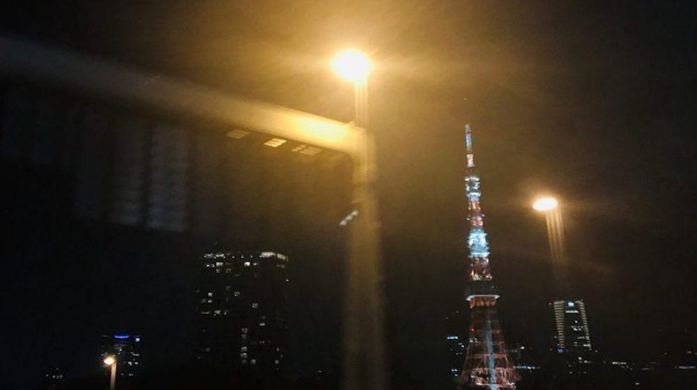 ただいま、東京。そして、行ってきます!