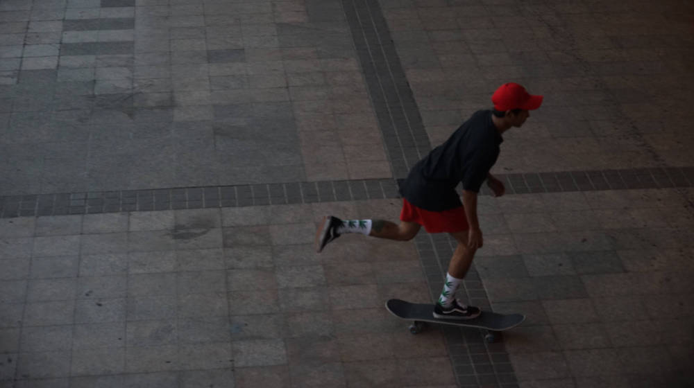 About Skateboard