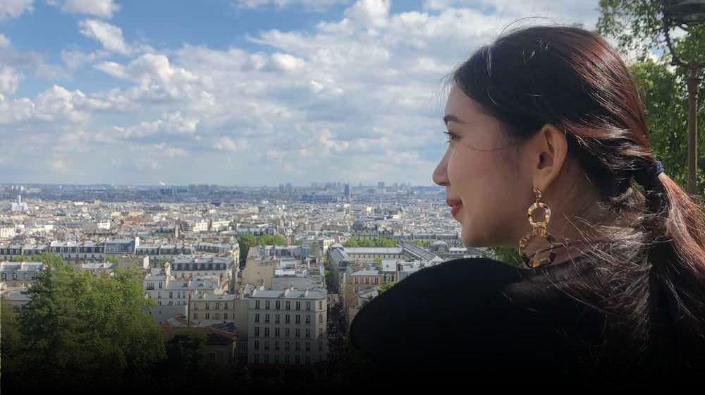 パリへ その3  ボンジュール パリ!