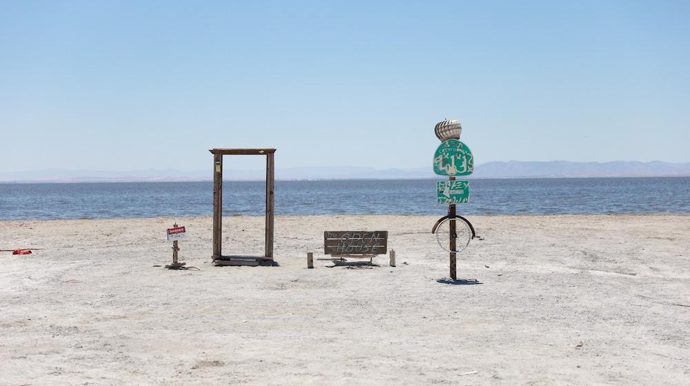 アートと塩の匂いのする絶景旅