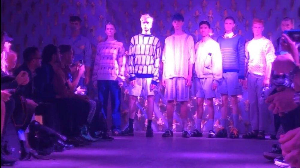 夢のロンドンファッションウィーク