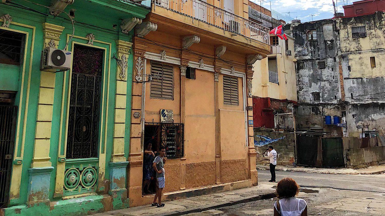 念願のキューバ