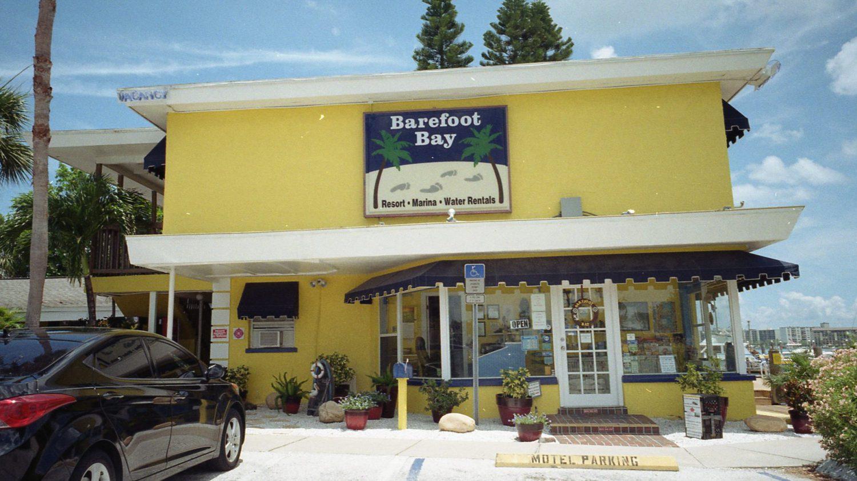 フロリダのお家。