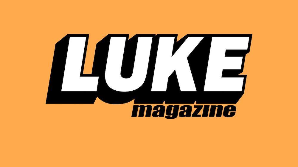 LUKE magazine SECOND ISSUE